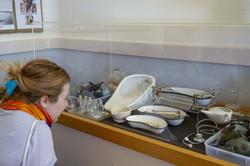 Quarantine museum items 2