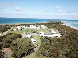 Woodman Point aerial view 1