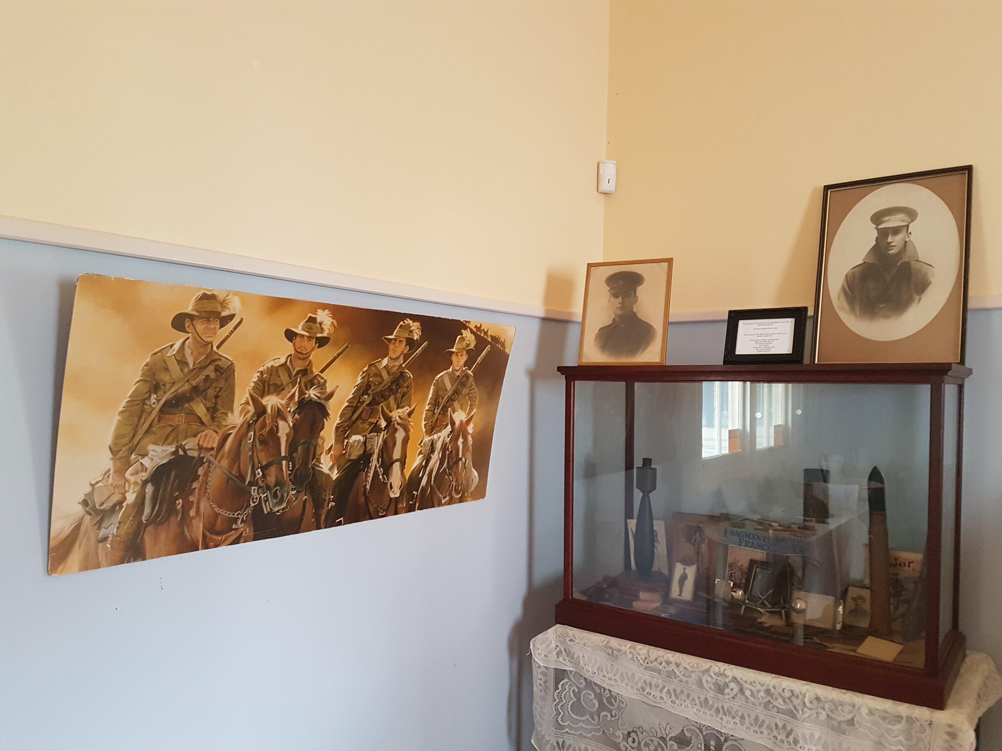 Military History Room