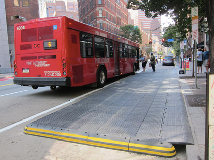 Modular Bus Stops are Coming