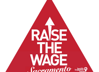 Celebrate with Us!  Check out the great video of our $15 Statewide Minimum Wage victory day below.