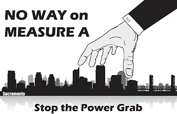 Stop the Power Grab