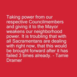 Tamie Dramer
