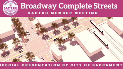 Special Presentation: Broadway Complete Streets