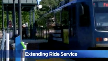 Extended Service to Folsom