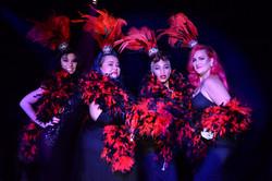 The Cabaret South Beach dinner show