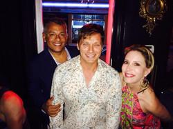 Craig Stevens, Edison, Lynn Martinez