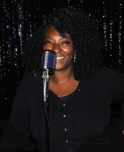 Jane Catt singer and server