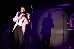Edison Farrow hosts the performance