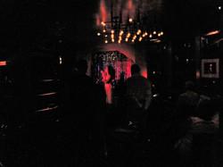 Live music piano singers jazz club