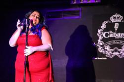 Mailyn Soulfree sings