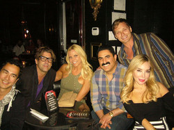 Reza and Real Housewives of Miami