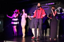 Live performances at The Cabaret