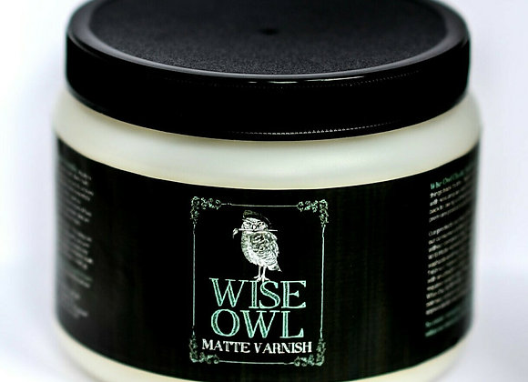 Wise Owl Varnish- Quart