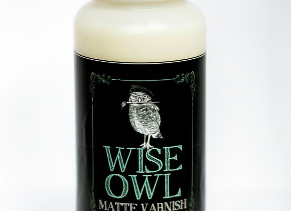 Wise Owl Varnish- Pint