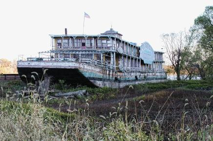 The Goldenrod Showboat (2015)