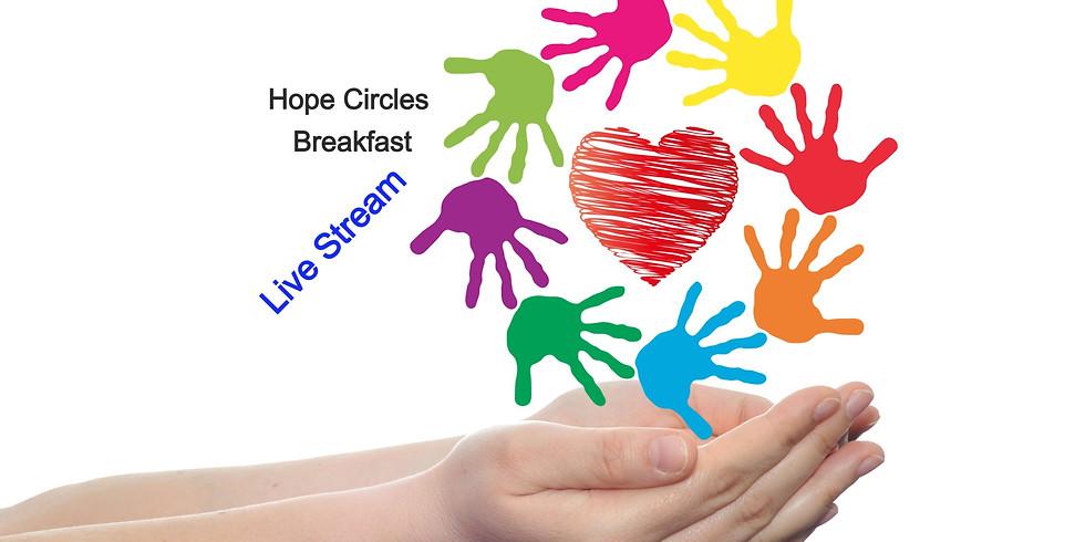Live Stream - Hope Circles Breakfast