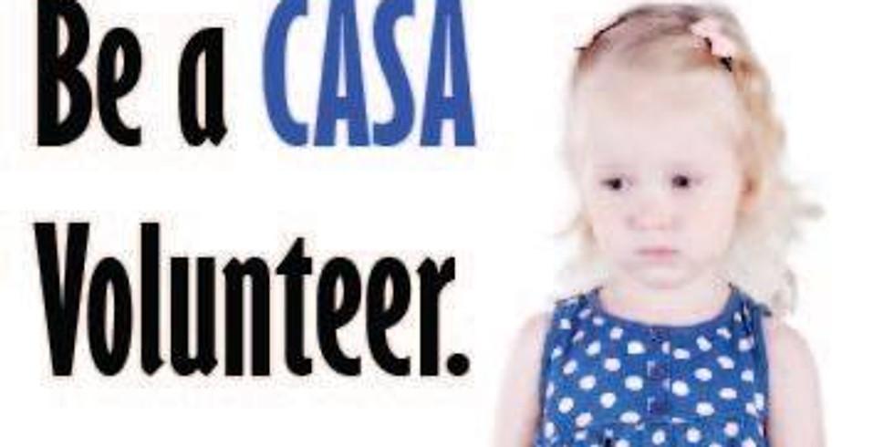 CASA Volunteer Info Night