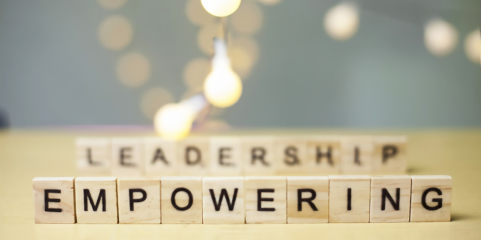 Empowering Leadership Workshop with Thomas McKee