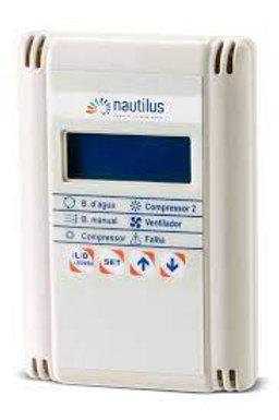 Controle de Comando a Distância com fio - Trocador de Calor Nautilus