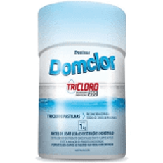Tablete cloro 1KG (5 x 200gr) Domclor