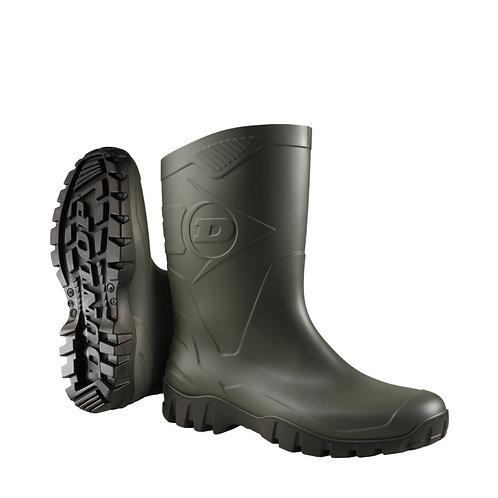 Dunlop PVC Kuitlaars Dee Calf K580011 Groen