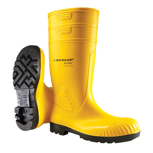 Dunlop Acifort Heavy Duty  A442231 Geel S5
