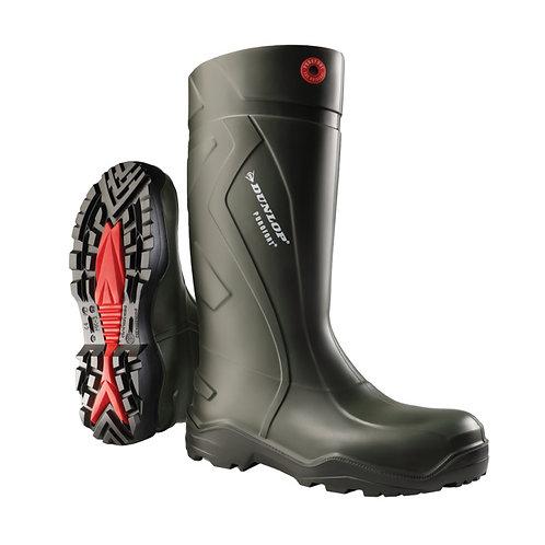 Dunlop C762933 Purofort+ full safety  S5 groen