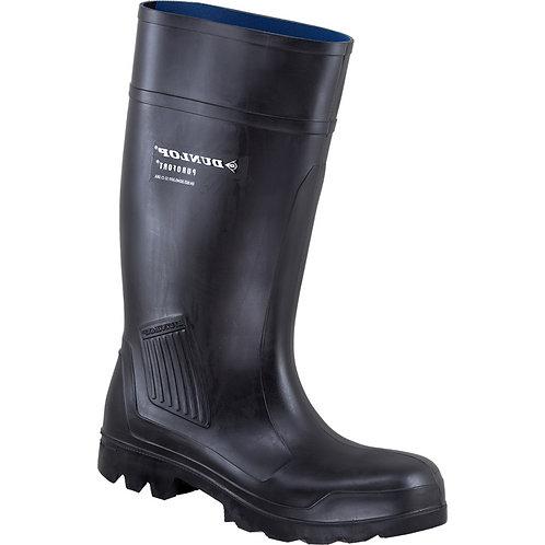Dunlop Purofort Laars C462041 zwart S5