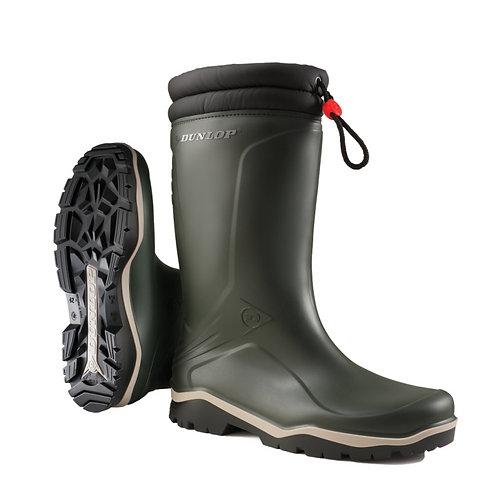 Dunlop K486061 Blizzard Gevoerde Winterlaars PVC