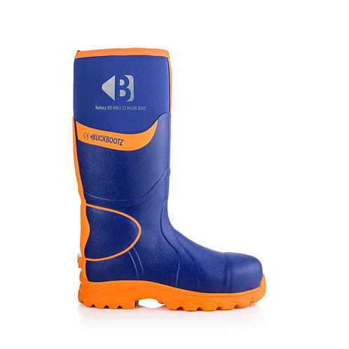Buckler Boots Laars BBZ8000 S5 HRO Blauw/Oranje