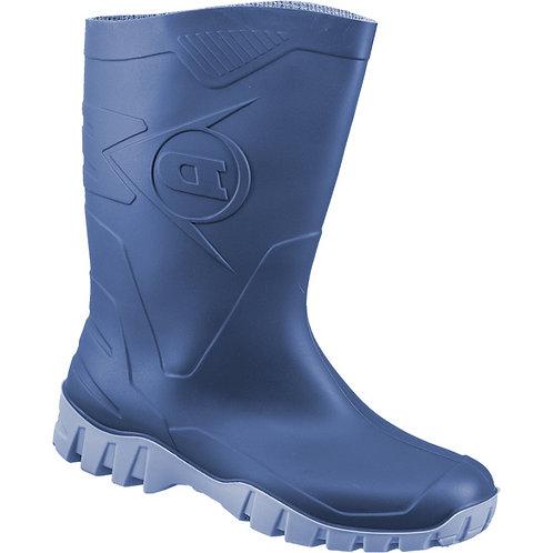 Dunlop PVC Kuitlaars Dee Calf K554711 Blauw