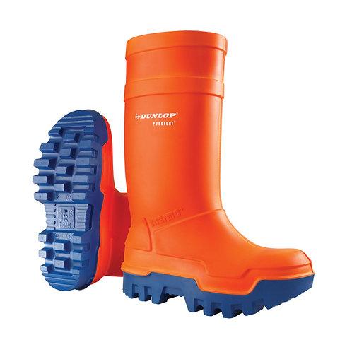 Dunlop C662343 Purofort Thermo+ Oranje S5