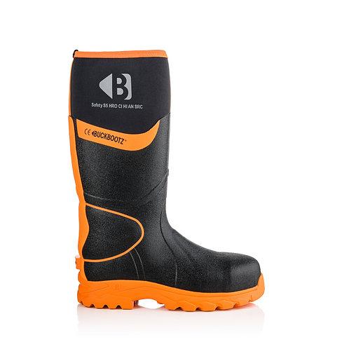 Buckler Boots Laars BBZ8000 S5 HRO Zwart/Oranje