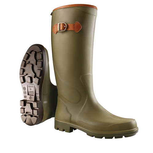 Dunlop P181433 Purofort Islay Outdoorlaars groen