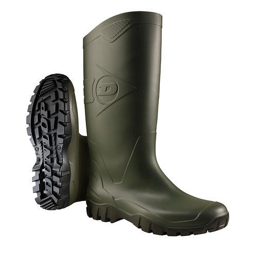 Dunlop PVC Knielaars Dane K680011 groen