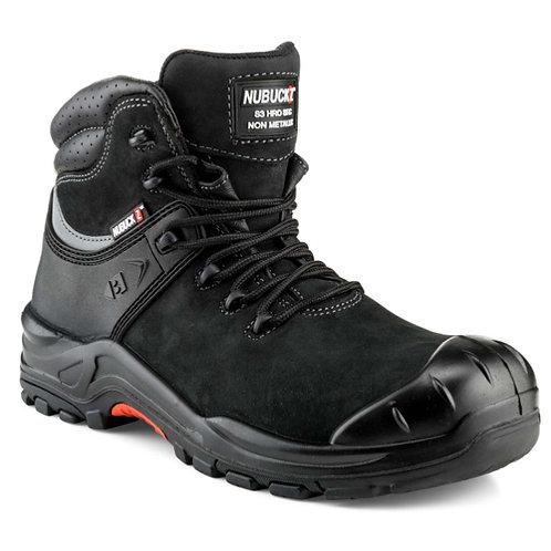 Buckler Boots Nubuckz Schoen NKZ102 Hoog S3