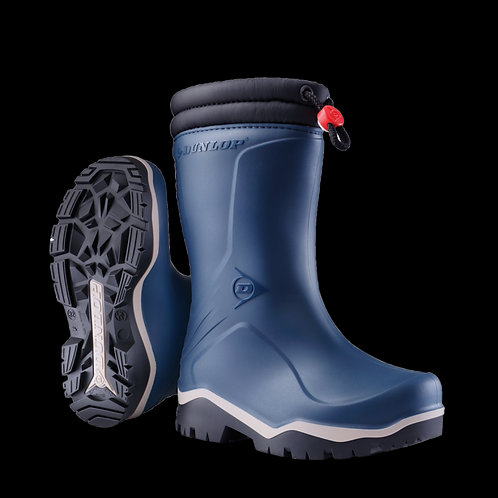 Dunlop K354061 Blizzard Kinderlaars gevoerd PVC
