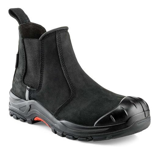 Buckler Boots Nubuckz Instapper NKZ101 S3