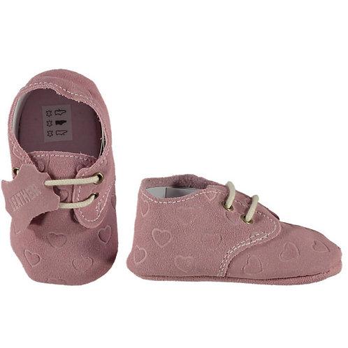 Baby Pantoffels Echt Leer 63990102