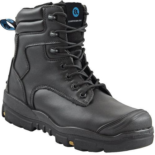 Bata Industrials Longreach Zip Hoog S3 + KN Black