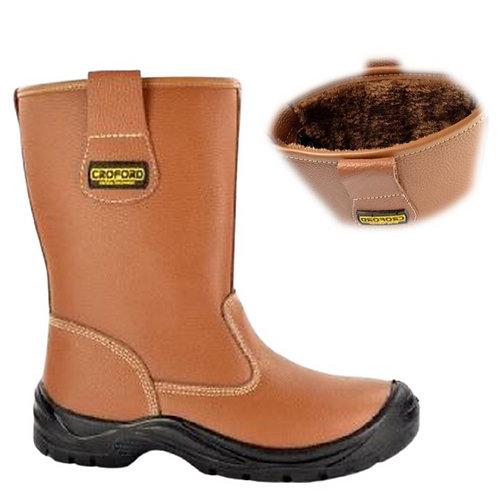 Croford Footwear 394011 Oslo S3 gevoerd