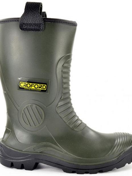 Croford Footwear 396001 Helsinki S5 gevoerd