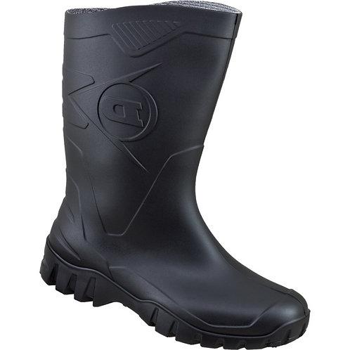Dunlop PVC Kuitlaars Dee Calf K500011 Zwart