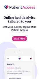 Patient access web banner 300 x 600.png