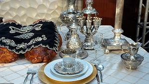 The World at My Shabbat Table