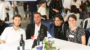 JICIsrael hosts 600 for Jerusalem Day event