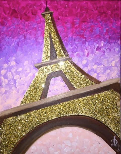 Glitter Tower