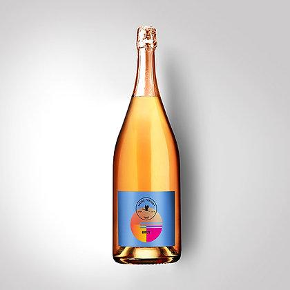 2015 Rheingau Pinot noir Rosé brut Magnum