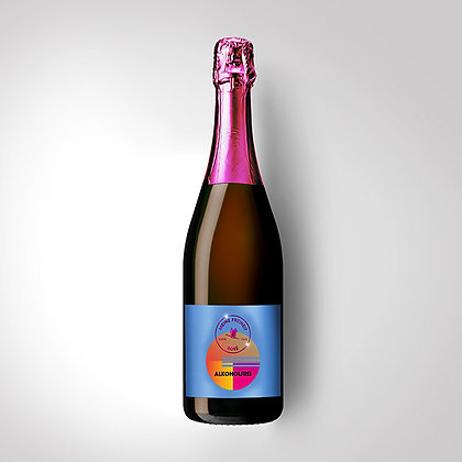 Alkoholfrei, Prickelnd, Rosé